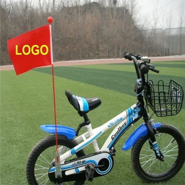 bicycle flags custom