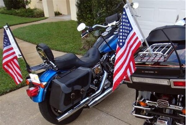 Custom Motorcycle Flags Cheap Motorcycle Flag Holders Wholesale