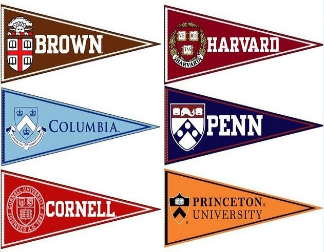 custom college pennants