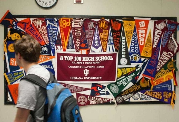 college pennants sets